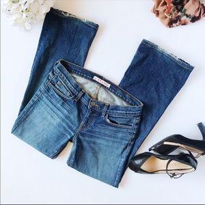 J Brand Jeans Bootleg Style 918CO12 Dark Vint